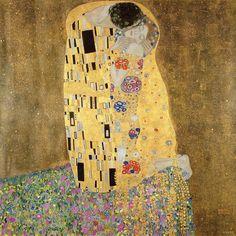 황금빛으로 그린 그림 - 구스타프 클림트(Gustav Klimt) :: MIXED ART