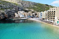 Xlendi Bay, Malta Malta Beaches, Go See, Places To Go, Past, Holidays, Adventure, Travel, Past Tense, Holidays Events