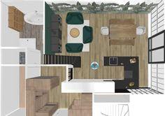 StudioDécoration Decoration, Floor Plans, Studio, Old Furniture, Decor, Studios, Decorations, Decorating, Floor Plan Drawing