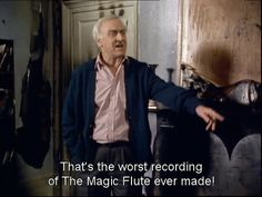 morse knows his music.