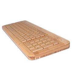 Real Wood Keyboard