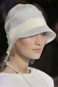 Hat made by Patricia Underwood for Ralph Lauren