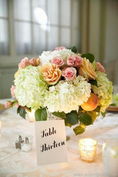 Check out these inspiring flower arrangements and color combinations using the perennially popular rose.