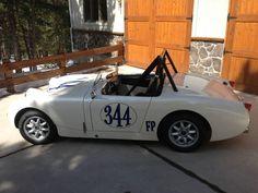 Too Cheap: RMVR 1959 Austin Healey Bugeye Sprite