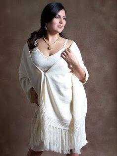 Moda en 100% algodón, étnico chick.