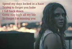 Tove Lo, Habits,  Gotta stay high,  missing you,  favorite song