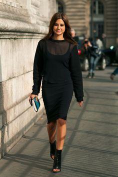 CHRISTINE CENTENERA Fashion Editor, Harper's Bazaar Australia