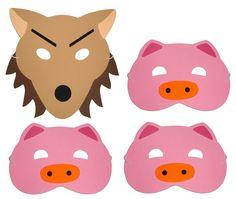 Three Little Pigs | Storytelling Props | Storybag - The Childminding Shop Ltd