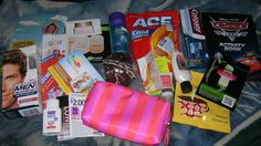 Come enter to win this 40+ Goodie box ends 6/9 daily http://saraleesdealssteals.blogspot.com/2012/05/bringing-in-summer-giveaway-hop-40.html