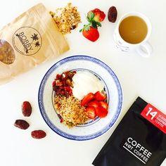 Follow us on Instagram @coffeenotcoffee www.coffeenotcoffee.com.au Slimming Raspberry Ketone Coffee for Weight Loss plus Bobby Muesli