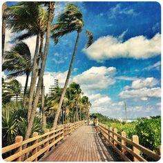 Boardwalk Miami Beach