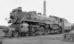 CP R.R. #.2809  4-6-4 Hudson  Built by  Montreal Locomotive Works in 1929.