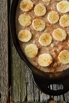 banana foster baked oatmeal-1708