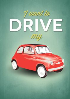 I want to DRIVE my FIAT! Test drive the 2012 FIAT 500 at FIAT of Vancouver TODAY…