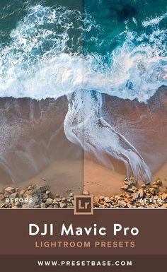 DJI Mavic Pro - Lightroom Presets for Landscape Photography