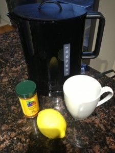 My Morning Ritual - Drinking Warm Water with Lemon and Cayenne Pepper - A-Mazing Detox/Cleanse Benefits