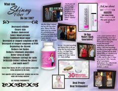 Skinny Fiber is the Best thing to start out the New year