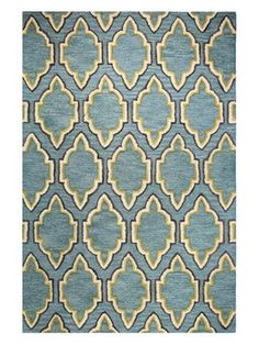 Verona Hand-Tufted Rug from verona on Gilt