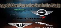 Top 10 Most Expensive Cars in the World in 2016