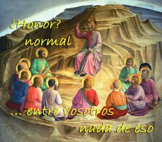 "CONSOLAD: Marcos 10,32-45 ""Jesús, reuniéndolos, les dijo: «S..."