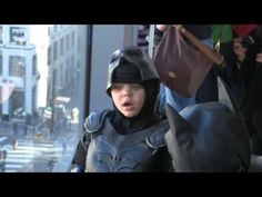 """San Francisco's tiny crime-fighting crusader gets his own """"Batkid"""" movie and it is the most adorable thing you will see today!"""