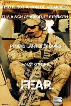 PTSD- lasting wounds