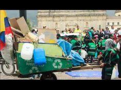 Fiscalía investigará el cártel de falsos recicladores en Bogotá
