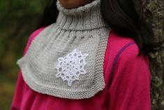 Pizzicato: Lumihiutalekaulurit + ohje Winter Hats, Knitting, Crochet, Diy, Fashion, Moda, Tricot, Bricolage, Fashion Styles