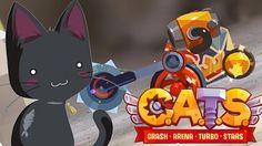 😺 C.A.T.S. Crash Arena Turbo Stars 😺 #33 : CHEST OPENING + CAMPIONATO 21