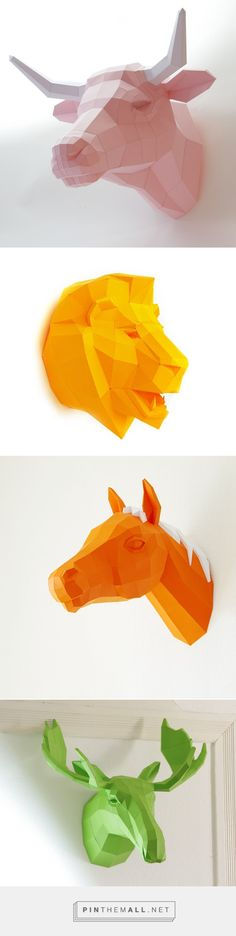 Etsy Find: Creative Crafting at Paperwolf | The English Room - created via http://pinthemall.net