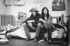 Sam Shephard & Patti Smith in Cowboy Mouth