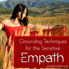 Grounding Techniques for Empaths