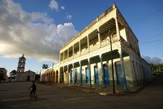 Remedios (Cuba). 'A city of legends and mysteries, Remedios is Cuba's forgotten corner, a colonial secret that glimmers subtly like an undiscovered Trinidad. Sit with a mojito under the winking louvers and keep the good fortune to yourself.' http://www.lonelyplanet.com/cuba/central-cuba/remedios