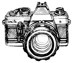camera Royalty Free Stock Vector Art Illustration iStock #34735464 £11.75