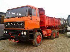 Dump Trucks, Old Trucks, Bus, Vehicles, Hungary, Europe, Truck, Nostalgia, Dump Trailers