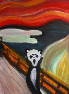 the_panda_scream_by_ringtailmaki-d4n960r.jpg (765×1045)