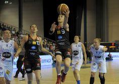 La capitaine de l'équipe de France Céline Dumerc à Basket Landes! - SudOuest.fr