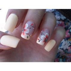 Hey there lovers of nail art! In this post we are going to share with you some Magnificent Nail Art Designs that are going to catch your eye and that you will want to copy for sure. Nail art is gaining more… Read more › Cute Nail Art, Beautiful Nail Art, Easy Nail Art, Cute Nails, Pretty Nails, Nail Art Designs, Flower Nail Designs, Nail Designs Spring, Nails Design