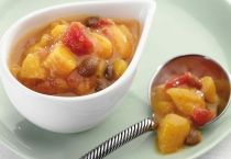 Sweet mango relish