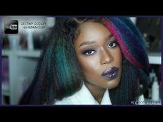 Chocolate Mermaid   Makeup + Hair tutorial Eyelashes, Eyebrows, Eyeliner, Eyeshadow, Makeup Tutorials Youtube, Mermaid Makeup, Setting Spray, Face Powder, Cosmetology