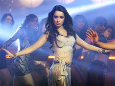 Shraddha Kapoor in Dance Basanti