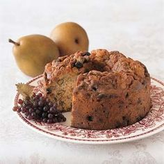 Chuck's Golden Ginger Cake ~ LOVE, LOVE this cake; found it in a Williams Sonoma Catalog years ago.  A very nice alternative to regular fruitcake at Christmastime.
