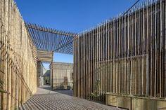 Casa de Chá Pátio de Bambu / Harmony World Consulting & Design © T+E