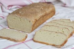 Recetas para celiacos: cómo hacer pan sin gluten