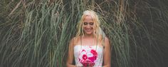 A noiva que realizou o desejo secreto de muitas: Anunciar a sua gravidez no dia de casamento! – Once Upon a Time…a Wedding.