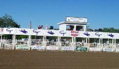 HOME OF CASEY TIBBS MATCH OF CHAMPIONS - Casey Tibbs Arena - Fort Pierre, South Dakota - 2012