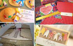 Convites para Festa Junina de 15 anos