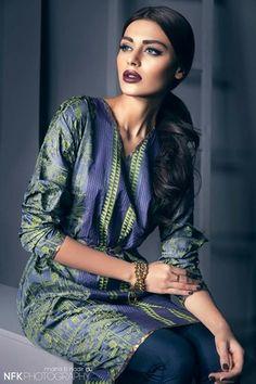 Beautiful Sadaf Kanwal Poses For Afsheen Numair