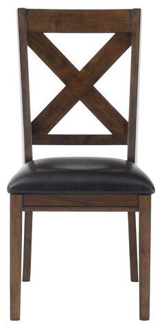 Cirrus Oak Dining Side Chair by Jofran