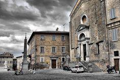 Urbino - Italy by effeventiquattro, via Flickr